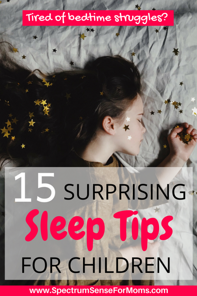 These are awesome sleep tips! My autistic son has always had trouble sleeping, but these tips have really improved his sleep! There are some great suggestions for better sleep for autistic kids, and kids with other sensory issues.