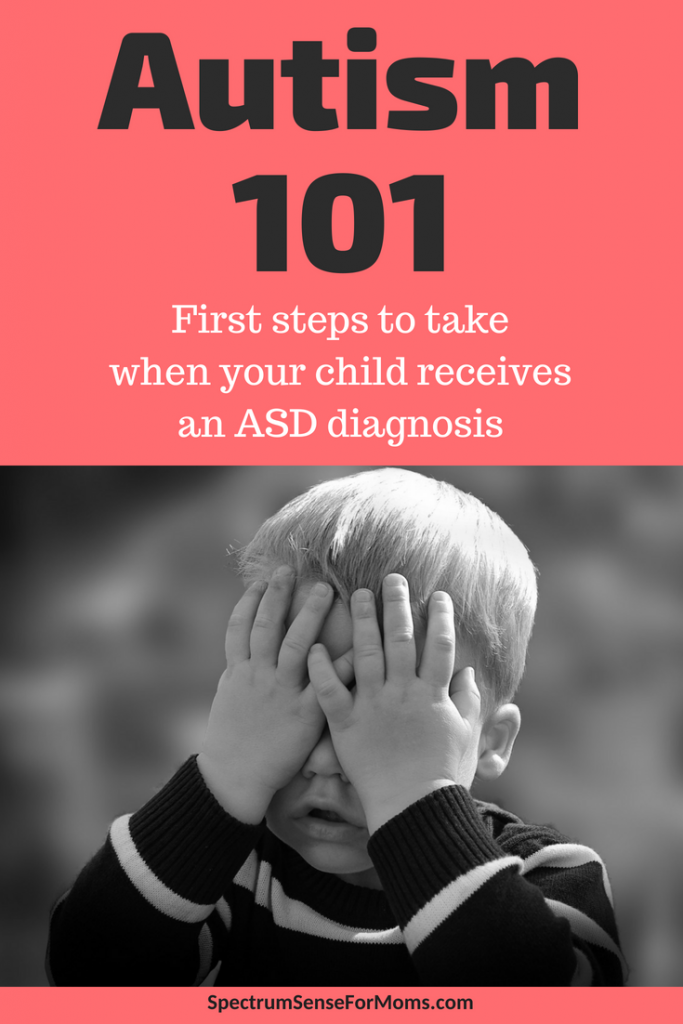 This was SO helpful when I found out my son had autism! These tips are lifesavers, and really helped me focus in the midst of the chaos, so I could begin understanding autism and getting my child the help he needed. #autismdiagnosis #asd #autism #autismawareness #autismacceptance #spectrumsense