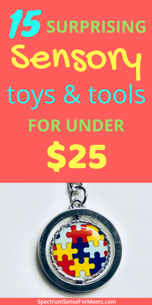 These are such awesome ideas for cheap autism therapy tools! I never would have guessed that some of these could be useful and I even found a few laying around my house! Great sensory tools and therapy ideas for autism and sensory processing disorder! #autism #autismawareness #sensoryprecessingdisorder #SPD #occupationaltherapy