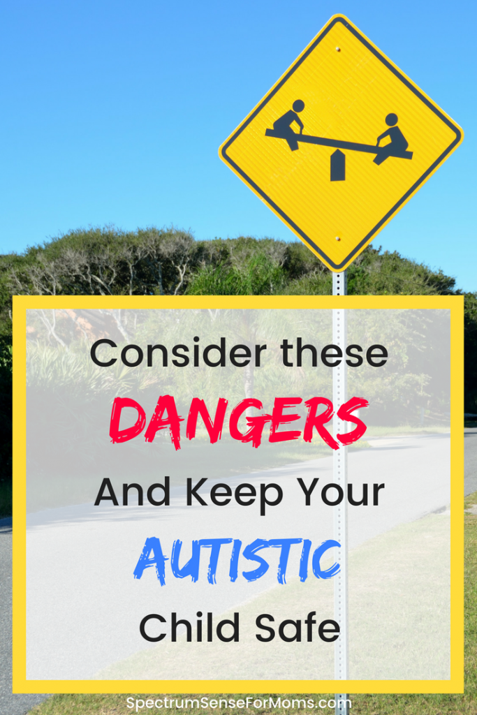 I had never thought of some of these things as dangers until my autistic child put me to the test! Now I am more aware of autism safety. I don't worry quite as much about him wandering or running now. These are great tips for keeping my autistic child safe. #autismsafety #autismawareness #keepingkidssafe #autismsafetyawareness #autismsafe