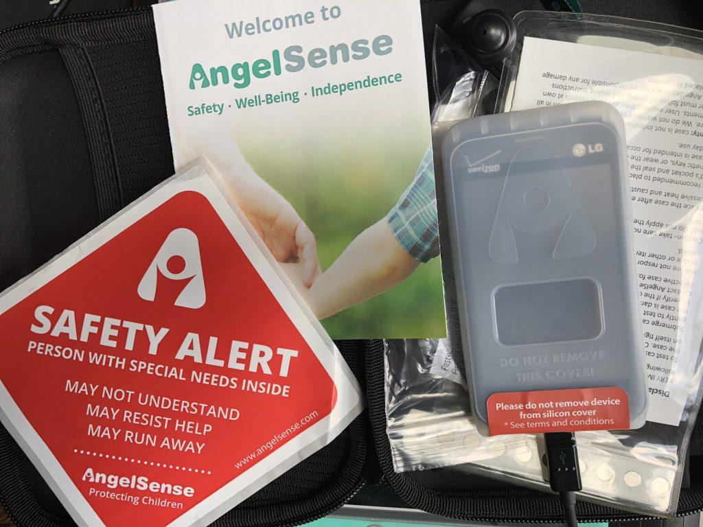 #angelsense #autismsafety #autismstrong #safetytips #safetygear